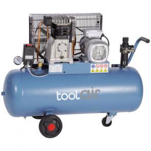 JET ToolAir Kompressor 400 volt, tank 100 lt, 450 lt / min - JET-C-100-450A