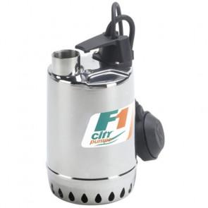 JET ToolAir Klar vandpumpe 230 volt  - JET-F1-50M