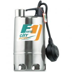 JET ToolAir Vandpumpe 230 volt, Beskidt  - JET-F1-50M-VORTEX