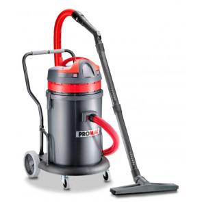 PROMAC Industriel våd + tør støvsuger 62ltr. - JET-VAC-360-2TB
