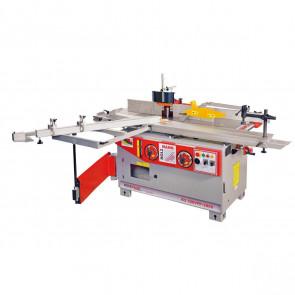 Holzmann Kombimaskine - 5 maskintyper - K5320VFP2000 - 400V - K5320VFP2000-400V