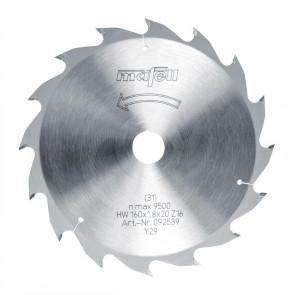 Mafell Savblad-HM 162 mm x 1,2/1,8 x 20 mm - MA-092539