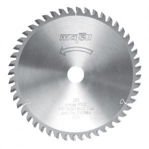 Mafell Savblad-HM 162mm 162 x 1,2/1,8 x 20 mm til MT55 - MA-092584