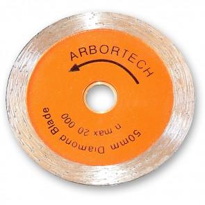 Arbortech Mini Diamantklinge til fliser 50mm - MIN.FG.616