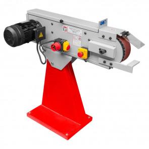 Holzmann båndsliber til metal MSM75 400V - MSM75-400V