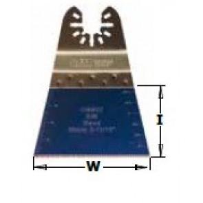 CMT Multicut 68x40mm BIM OMM07 - Ekstra lang levetid OMM07-X1