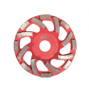 Diamantkopskive Rød 130x7x25,4/22,2mm til Festool - OS12527