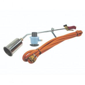 Sievert Tagbrænder Prof 550/60 mm med 5m slange og regulator - PR-5000-06-SR