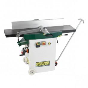 Record Afretter- og tykkelseshøvl PT310/UK3 med hjulsæt og digital aflæsning 400V - 230mm - REC48502