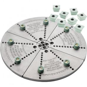 Record Bakkesæt SC3/SC4 til skåle op til 295mm inkl. ekstra knopper - REC62377