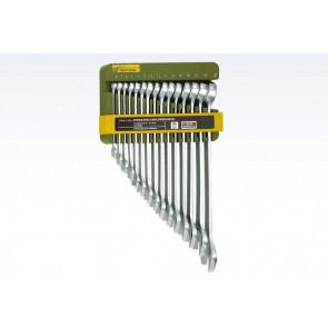 Proxxon Slim-line ringgaffelnøglesæt med 15 dele - ROL-23821