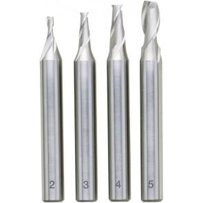 Proxxon Skaftfræser-Sæt 2-5 mm - ROL-24610
