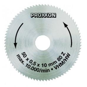 Proxxon Rundsavsklinge 50 mm HM - ROL-28011