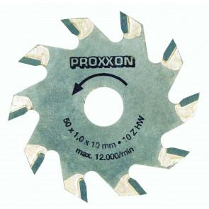 Proxxon Rundsavsklinge Hm-Belagt Ø 50 10 tænder - ROL-28016