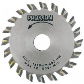 Proxxon Rundsavsklinge Hm-Belagt Ø 50 20 tænder - ROL-28017