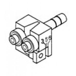 Proxxon Klingeføring m. kuglelejer t. MBS 240/E - ROL-28187