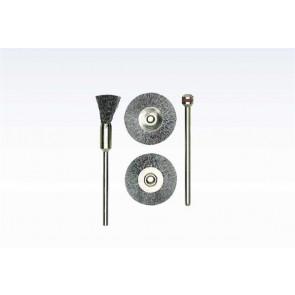 Proxxon Stålbørster 22 mm  5 stk. - ROL-28952