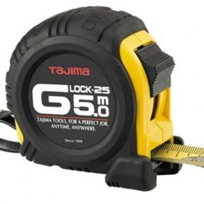 Tajima G-Lock 25 mm båndmål 5 m - TA-101086