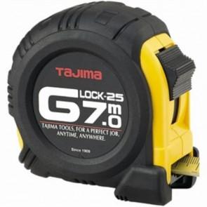 Tajima 7 m båndmål G-Lock 25 mm - TA-101087