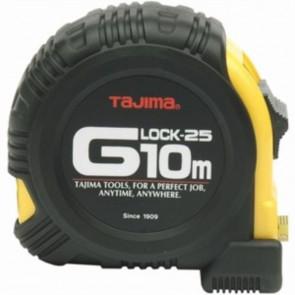 Tajima 10 m Båndmål G-Lock 25 mm - TA-101089