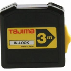 Tajima 3 m Målebånd In Lock m/topaflæsning - TA-101125