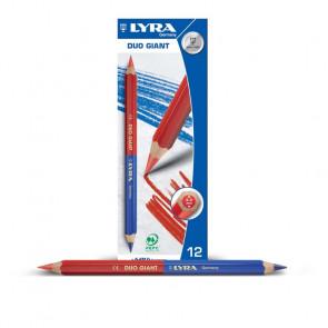 Lyra Markeringsblyant rød/blå - TA-202002