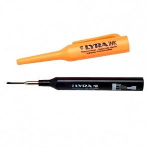 Lyra Ink Dybhuls pen Sort - TA-222145