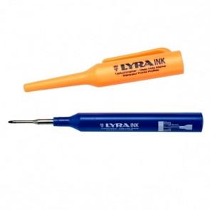 Lyra Ink Dybhuls pen Blå - TA-222147