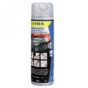 Lyra Markeringsspray (4180) Sort - TA-242117