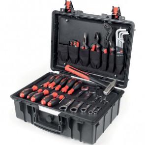 Wiha værktøjskuffert Basic L - 40 dele - TA-38044965