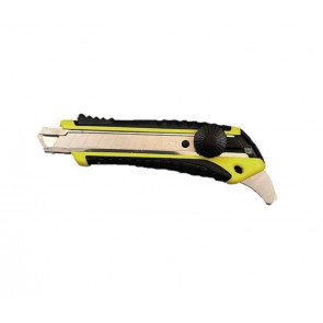 Assist kniv m/finne og skruelås 18mm med SK4 blad - TA-408024