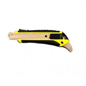 Assist kniv m/finne & autolås 18mm I sorte blade SK4 - TA-408025