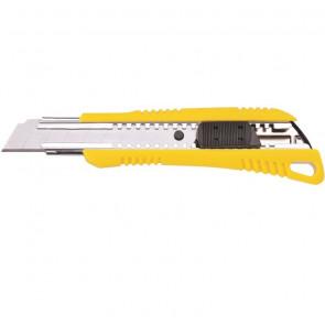 Assist 18 mm kniv med autolås, Metalskinne - TA-408028
