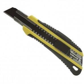 Assist 18 mm kniv m/autolås og ergogreb. Sorte blade SK2 - TA-408040