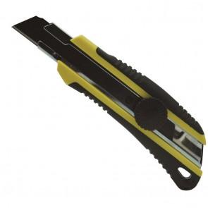 Assist 18 mm kniv m/skrue og ergogreb. Sorte blade SK2 - TA-408042