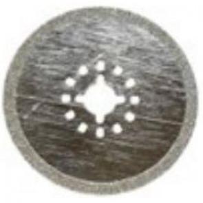 Diatech Diamant Fuldmåne Klinge 2,2 mm tyk - TA-757731