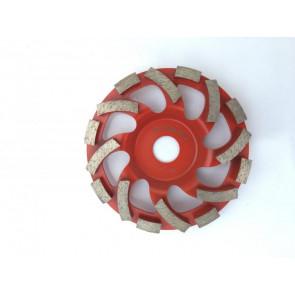 Tajima Diatech Diamant kopsten Rød 125 mm   - TA-767870
