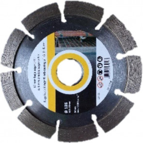 Diatech Fugefræseklinge 125mm 6,4 mm - TA-767881