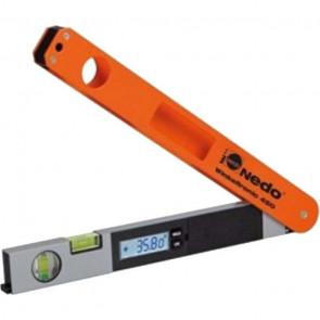 Nedo Digital vinkelmåler 450 mm  - TA-868627