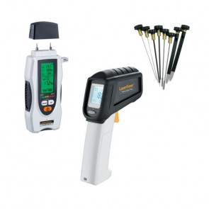Laserliner fugttighedsmåler MultiWet-Master InspectionSet - TA-87082092