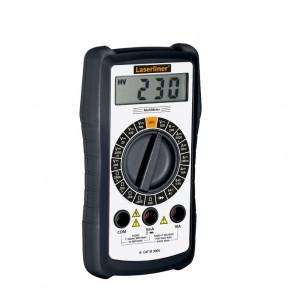 Laserliner Multimeter t/alm. måleopgaver i hjemmet  og hobby brug - TA-87083031