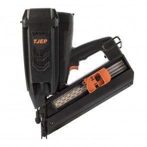 TJEP GRF Sømpistol 34/100 Excellent GAS, m/2 Li-Ion batt. og lader - TJ100200