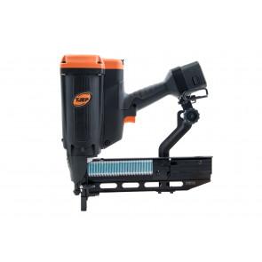 TJEP FS-40 GAS 2G klammepist., m/2 batt., lader og kuffert - TJ100837