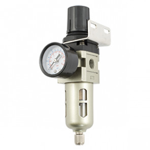 TJEP Filterregulator,  0-10 bar inkl. manometer
