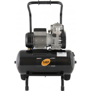 TJEP 25/240-2 Kompressor, 2 cylinder, 25 ltr. tank - TJ123022