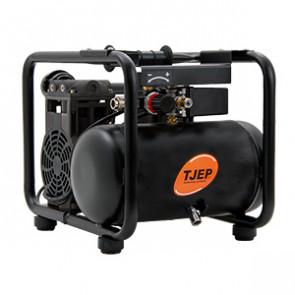 TJEP 6/10-2 Silent Kompressor. 2 cylinder, 6 ltr. tank - TJ123026