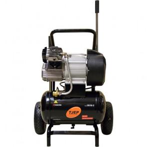 TJEP 20/30-2 Kompressor, 2 cylinder. 20 ltr. tank - TJ123052
