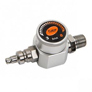 TJEP HP reduceringsventil, f/high pressure. 27 to 8 bar