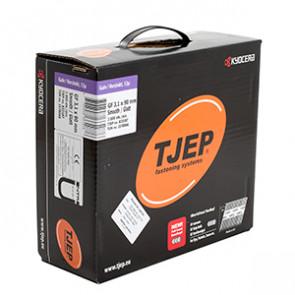 TJEP GF31/90 glat galv , 13 micron full head. Box 2.000 TJ833187