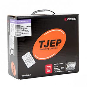 TJEP GF31/90 Ring galv , 13 micron full head. Box 2.000 - TJ833189